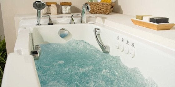 Jacuzzi walk in tub bv 3