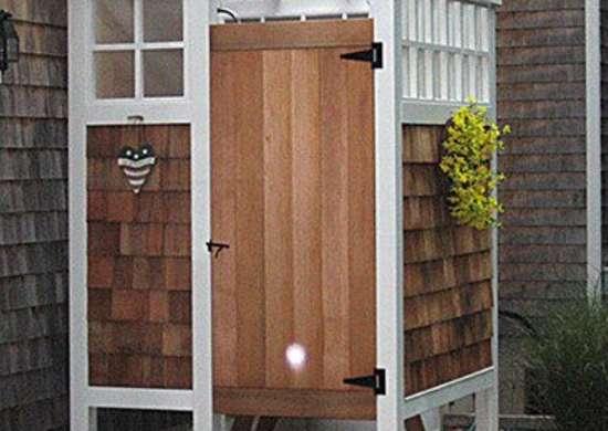 Cedar Shower