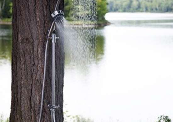 Tree Shower