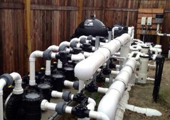 Pool Plumbing Systems