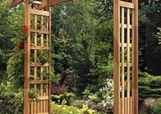 Garden Arbor Ideas best 20 wood arbor ideas on pinterest Garden Arbor