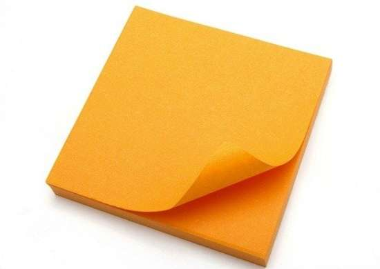DIY Post It Notes