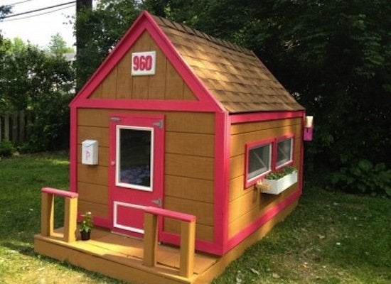 Diy Playhouse Diy Playhouse 8 Inventive Ideas Bob Vila