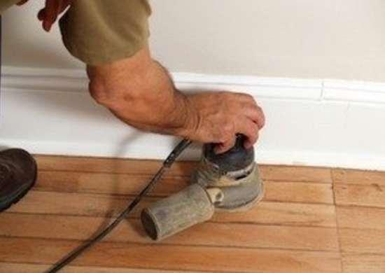 Jprovey wood floor sander 3