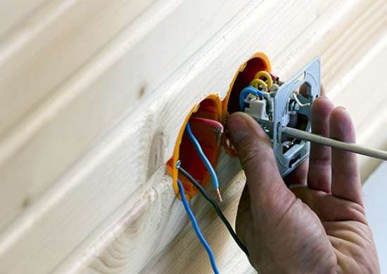 Electrical Outlet Wiring