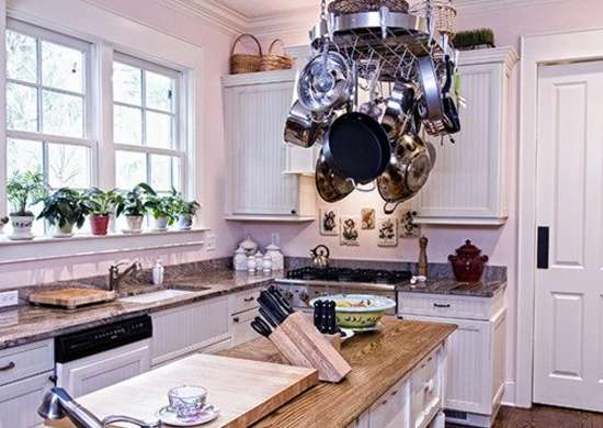 Kitchen Pot Racks