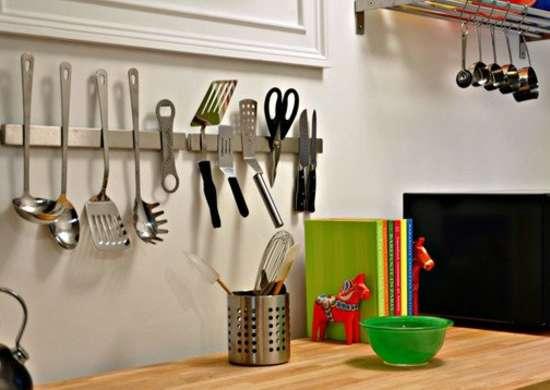 Magnetic Utensil Holder