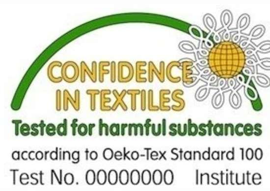 Logo oeko tex gb