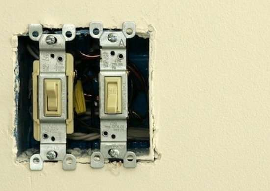 Install a Dimmer Switch