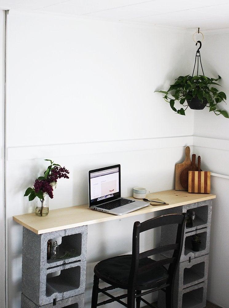 Cinder Block Furniture 8 Easy Diy Ideas Bob Vila