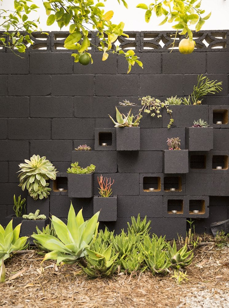 Cinder Block Furniture - 8 Easy DIY Ideas - Bob Vila