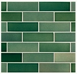 Ann sacks heath ceramic art subway tiles