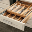 Double Level Drawer Organizer