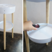 DIY Table with a Bucket