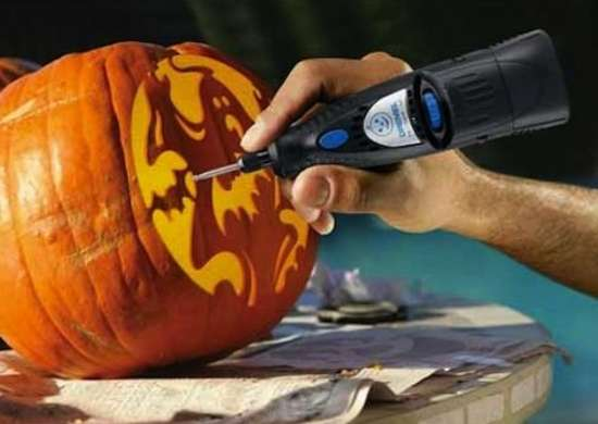 Dremel Pumpkin Carving Tool