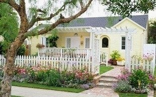 Bh g landscaping stone walkway arbor flower550 sip891882