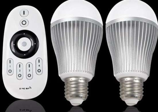 WiFi-Enabled Bulbs