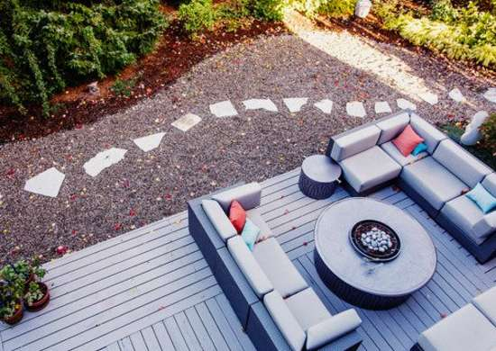 Gravel Landscaping Ideas 7 Inspiring Ways To Pass On Grass Bob Vila,Pottery Barn Bedroom Set For Sale