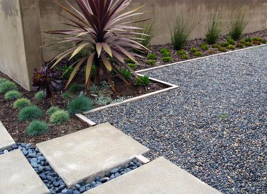 Pea Gravel Patio - Gravel Landscaping Ideas - 7 Inspiring Ways To Pass On Grass - Bob Vila