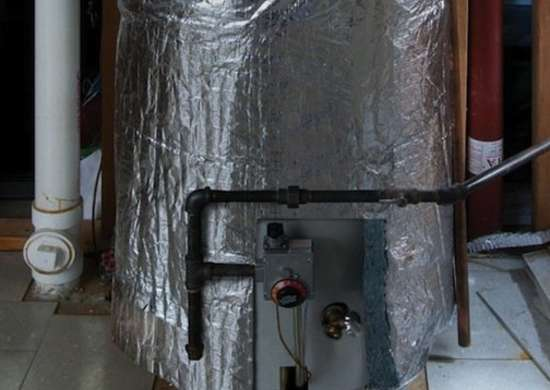 Insulate Water Heater