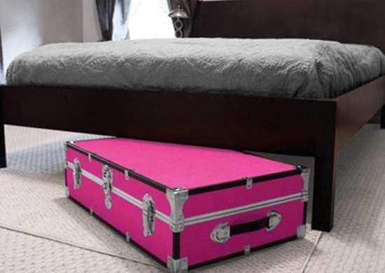 Under Bed Trunk