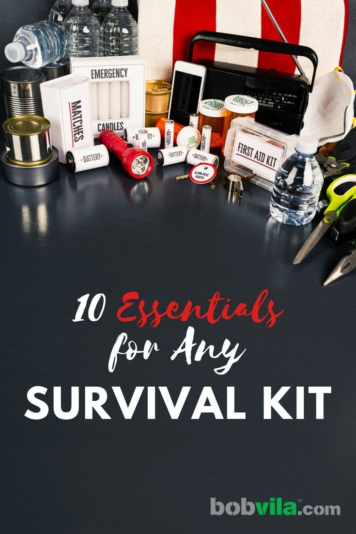 10 essentials for any survival kit