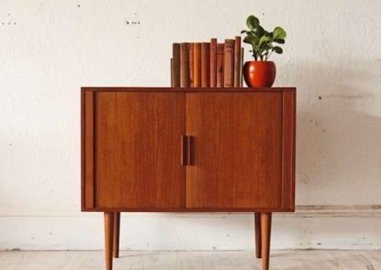 Vintage Record Cabinets