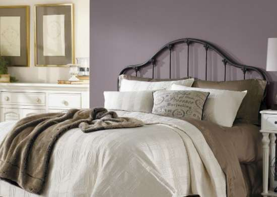 Lavender Paint for Dark Bedrooms - Paint Colors for Dark Rooms - 9 ...