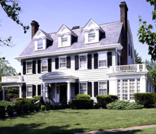 Historic house styles bob vila 39 s guide bob vila for Colonial home styles guide