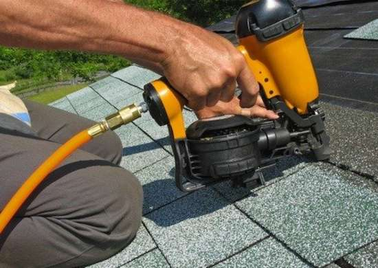 Professional Roof Work