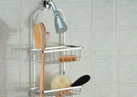 DIY Shower Caddy