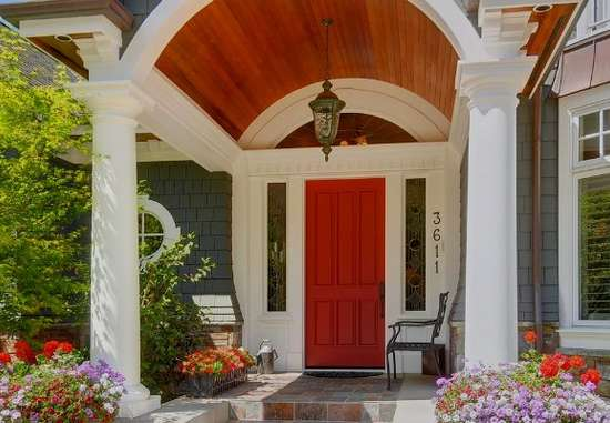 Front Door Paint Colors 9 Bright
