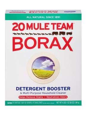 Borax Soap