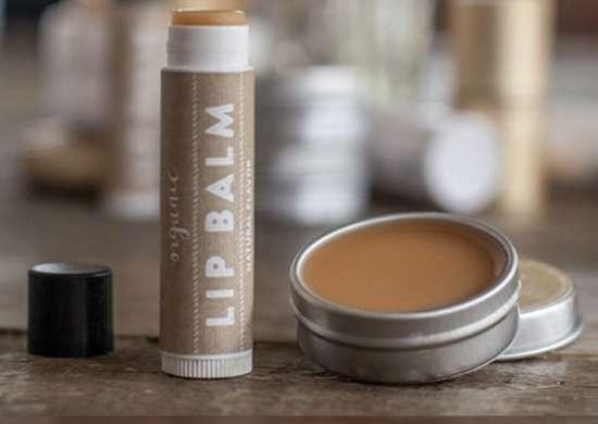 DIY Lip Balm