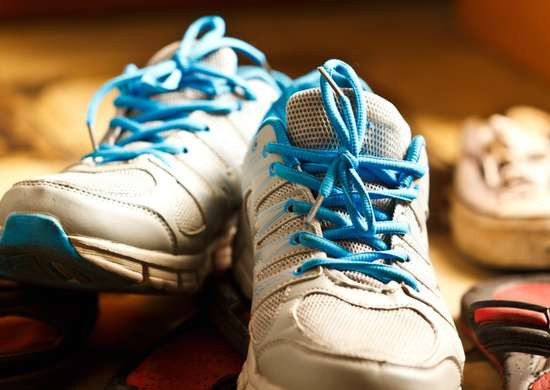 Remove Odor from Shoes