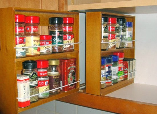 DIY Spice Rack - 10 Cool Ideas - Bob Vila