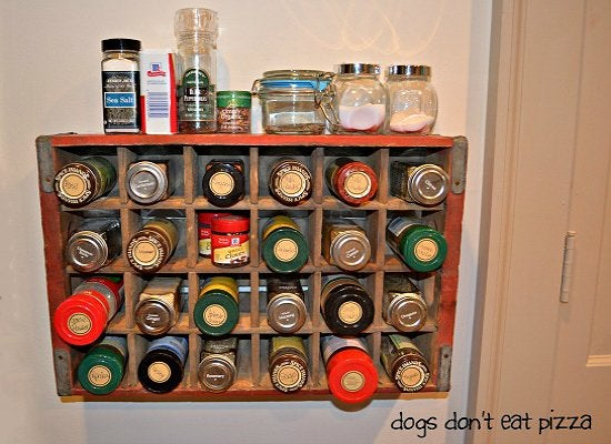Diy Spice Rack 10 Cool Ideas Bob Vila