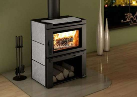 Wood Stove Design