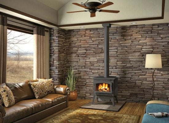 High Efficiency Wood Stove