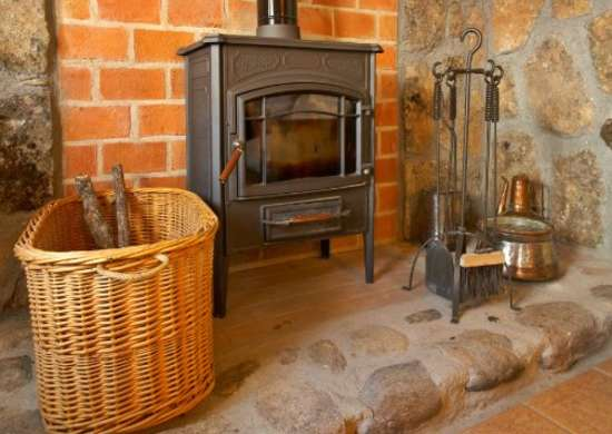 Wood Stove Heat