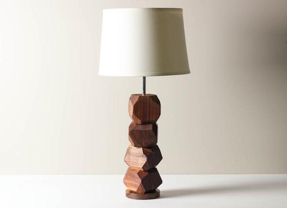 cool desk lamps table lamps 7 modern designs bob vila. Black Bedroom Furniture Sets. Home Design Ideas