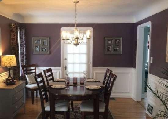 Purple Walls