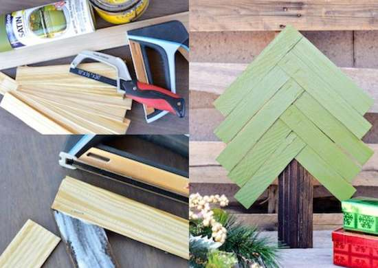 12 Simple Woodworking Projects For Christmas Bob Vila