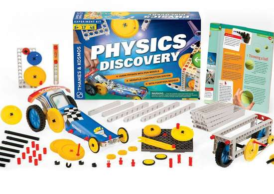 Physics for Kids