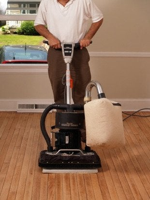 Jprovey refinishing wood floors sanding