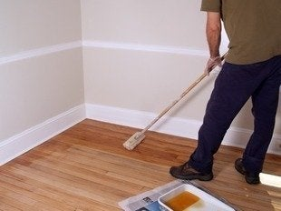 Jprovey-refinishing-wood-floors-lambswool-applicator-sealer