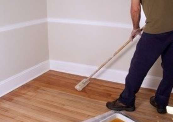 Jprovey refinishing wood floors lambswool applicator sealer