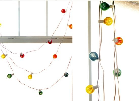 7 Ways to Transform String Lights from Holiday to Every Day