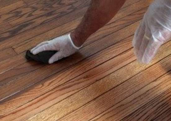 Jprovey refinishing wood floors removing staining
