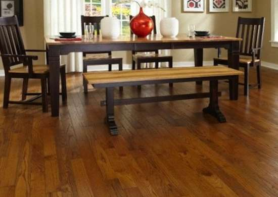 Vintage Honey Oak Best Flooring For Dogs Cats And Kids